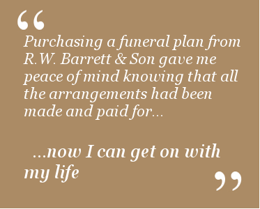 Differences between life insurance and funeral plans?